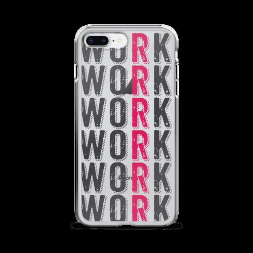 Work iPhone Case