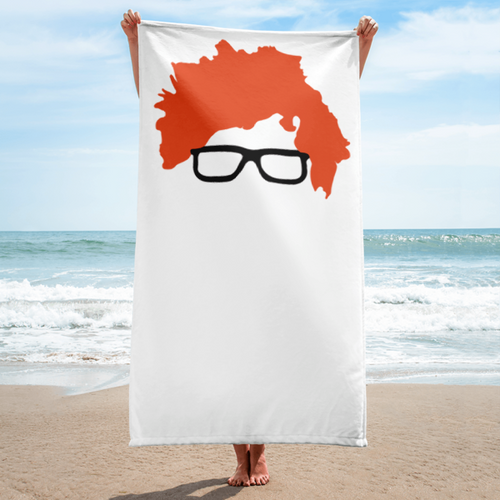 Ed's Head Towel