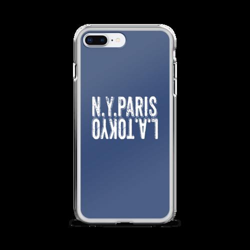 NY Paris LA Tokyo iPhone Case