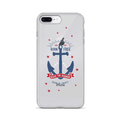 Born Free iPhone Case