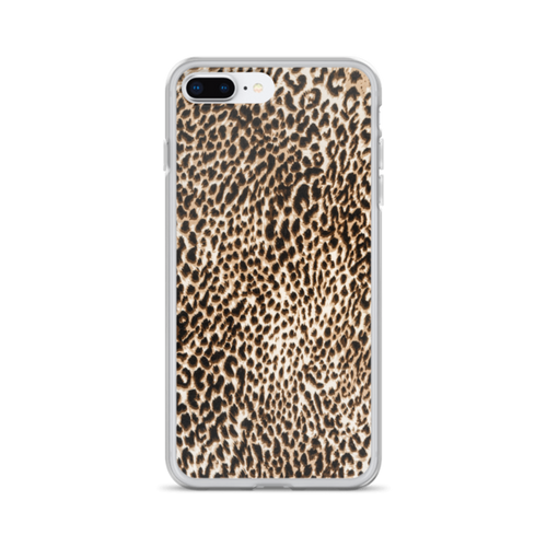 Cheetah Pattern iPhone Case