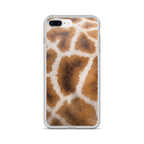 Giraffe Pattern iPhone Case
