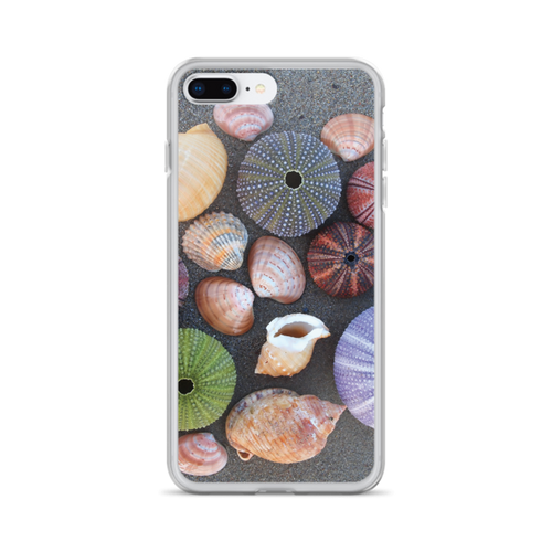 Shells on Sand iPhone Case