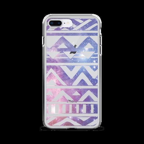 Galaxy Aztec Pattern iPhone Case