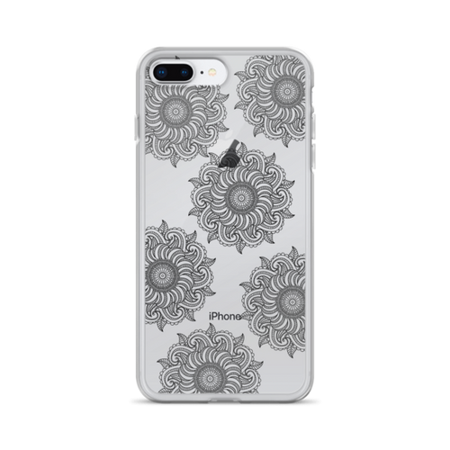 Zen Circles iPhone Case
