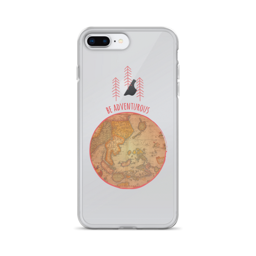 Be Adventurous iPhone Case