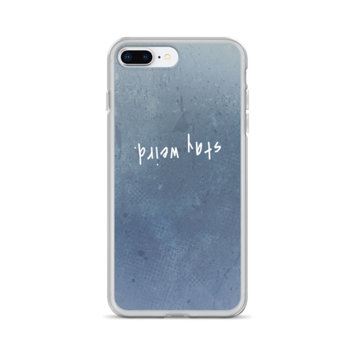 Stay Weird iPhone Case