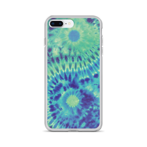 Yin and Yang Tie Dye iPhone Case for all iPhone models including XR, XS Max, X, XS, 7Plus, 8Plus, 7, 8, 6Plus, 6s Plus, 6, 6s