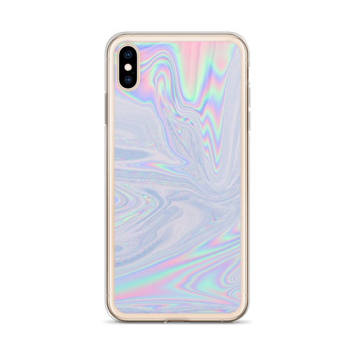 Holographic Patterned iPhone Case for all iPhone models including XR, XS Max, X, XS, 7Plus, 8Plus, 7, 8, 6Plus, 6s Plus, 6, 6s