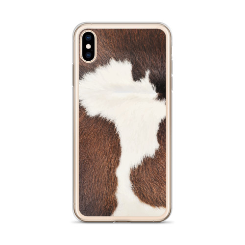 Horse Hair iPhone Case for all iPhone models including XR, XS Max, X, XS, 7Plus, 8Plus, 7, 8, 6Plus, 6s Plus, 6, 6s