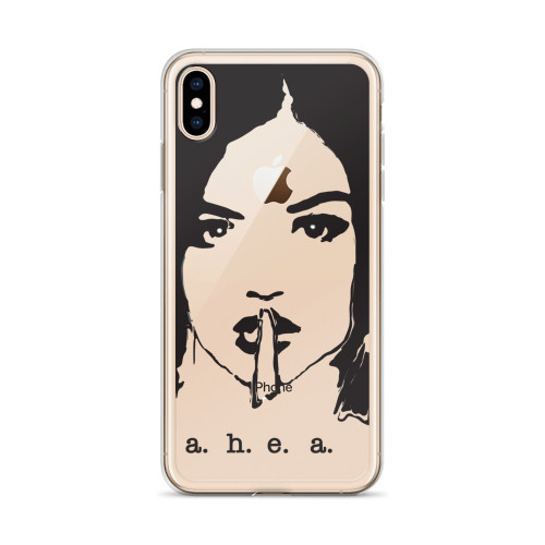 a.h.e.a. PLL iPhone Case for all iPhone models including 11, 11 Pro, 11 Pro Max, XR, XS Max, X, XS, 7Plus, 8Plus, 7, 8, 6Plus, 6s Plus, 6, 6s
