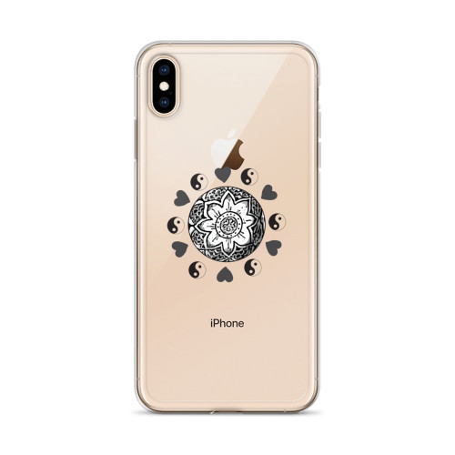 Zayn's Tattoos Zen Design iPhone Case for all iPhone models including 11, 11 Pro, 11 Pro Max, XR, XS Max, X, XS, 7Plus, 8Plus, 7, 8, 6Plus, 6s Plus, 6, 6s