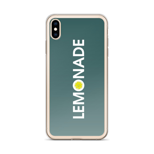 Lemonade iPhone Case for all iPhone models including 11, 11 Pro, 11 Pro Max, XR, XS Max, X, XS, 7Plus, 8Plus, 7, 8, 6Plus, 6s Plus, 6, 6s