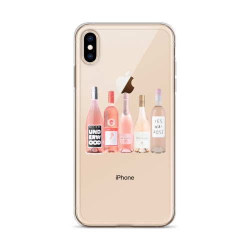 Rose All Day iPhone Case for all iPhone models including 11, 11 Pro, 11 Pro Max, XR, XS Max, X, XS, 7Plus, 8Plus, 7, 8, 6Plus, 6s Plus, 6, 6s
