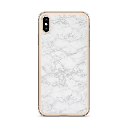 Smooth Grey Marble iPhone Case for all iPhone models including 11, 11 Pro, 11 Pro Max, XR, XS Max, X, XS, 7Plus, 8Plus, 7, 8, 6Plus, 6s Plus, 6, 6s