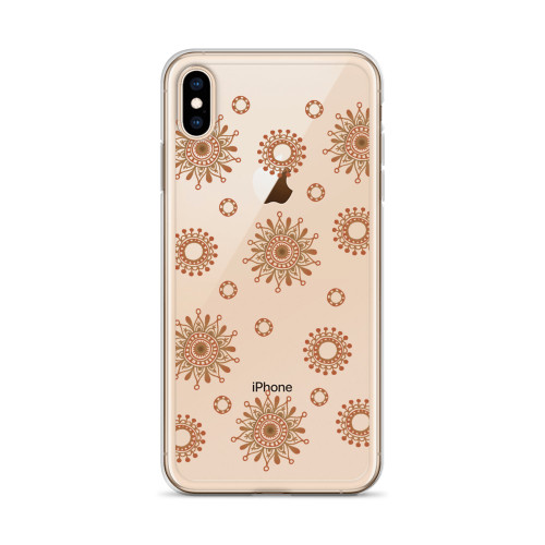 Henna Doodle Designs iPhone Case for all iPhone models including 11, 11 Pro, 11 Pro Max, XR, XS Max, X, XS, 7Plus, 8Plus, 7, 8, 6Plus, 6s Plus, 6, 6s