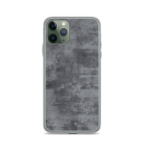 Concrete Background iPhone Case