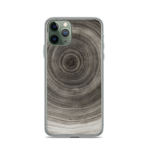 Cut Tree iPhone Case for all iPhone models including 11, 11 Pro, 11 Pro Max, XR, XS Max, X, XS, 7Plus, 8Plus, 7, 8, 6Plus, 6s Plus, 6, 6s