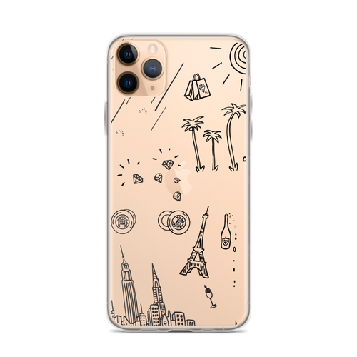 That's What I Like Doodles iPhone Case for all iPhone models including 11, 11 Pro, 11 Pro Max, XR, XS Max, X, XS, 7Plus, 8Plus, 7, 8, 6Plus, 6s Plus, 6, 6s, SE
