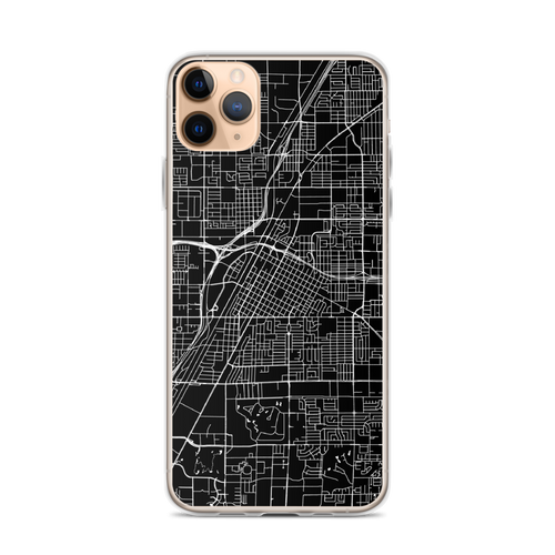 Las Vegas City Map iPhone Case for all iPhone models including 11, 11 Pro, 11 Pro Max, XR, XS Max, X, XS, 7Plus, 8Plus, 7, 8, 6Plus, 6s Plus, 6, 6s, SE