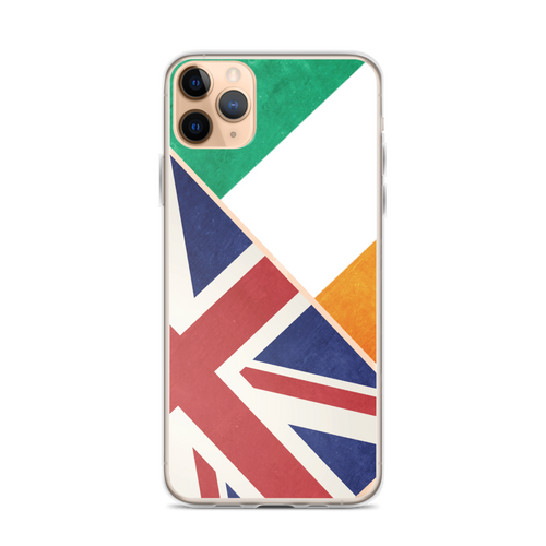 1D Flags iPhone Case