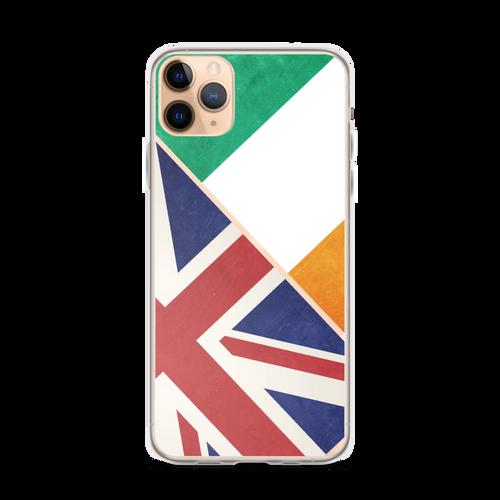 1D Flags iPhone Case