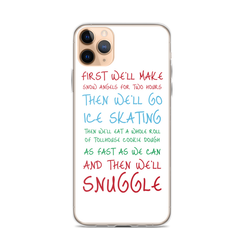 Elf Quotes iPhone Case