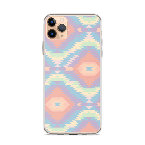 Rainbow Aztec iPhone Case
