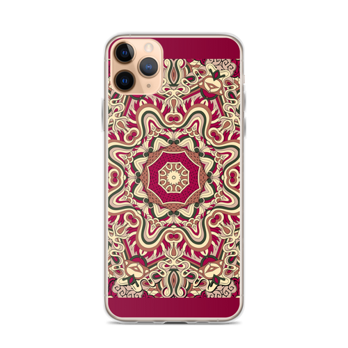 Fall Tapestry Pattern iPhone Case for iPhone models including 12, 12 Mini, 12 Pro, 12 Pro Max, 11, 11 Pro, 11 Pro Max, XR, XS Max, X/XS, 7Plus/8Plus, 7/8 and SE