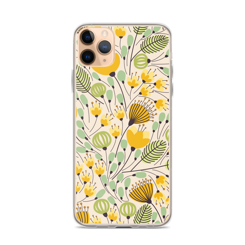 Pretty Spring Flowers iPhone Case