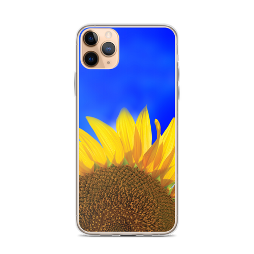 Colorful Sunflower iPhone Case