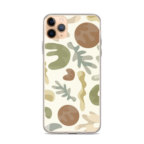 Matisse Inspired Abstract Art iPhone Case
