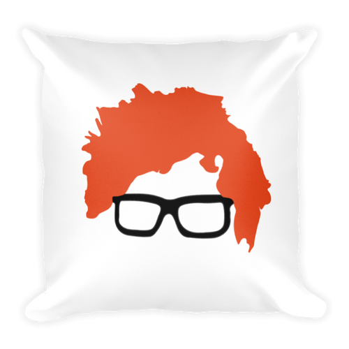 Ed Sheeran Square Pillow