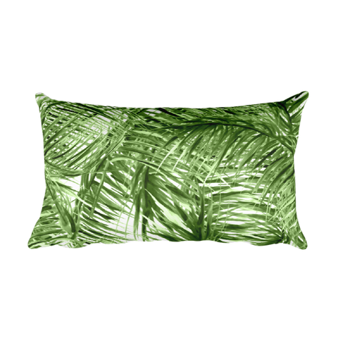 Palms Rectangular Pillow by CBK Company