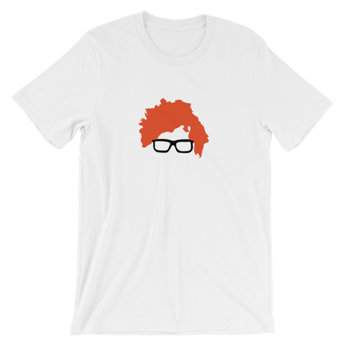 Ed's Head Unisex short sleeve t-shirt