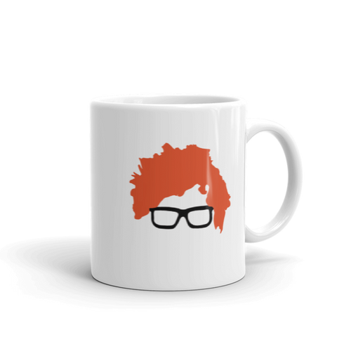 Ed's Head Coffee/Tea Mug