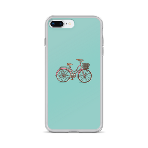 Bike Doodle iPhone Case