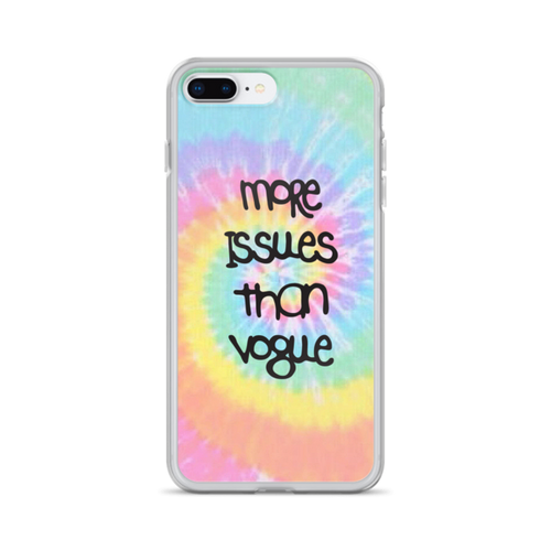 More Issues iPhone Case