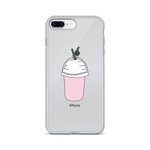 Pink Frappe iPhone Case