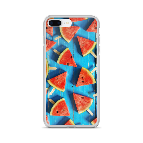 Watermelon Popsicles iPhone Case