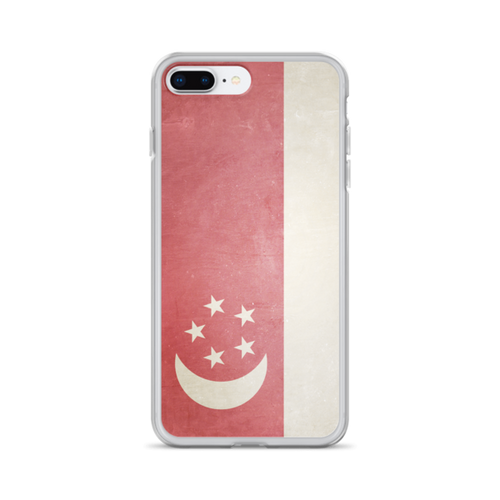 Singapore Flag iPhone Case