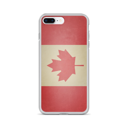 Canada Flag iPhone Case