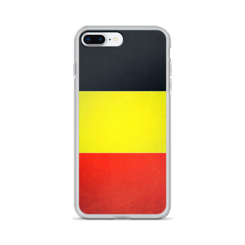 Belgium Flag iPhone Case