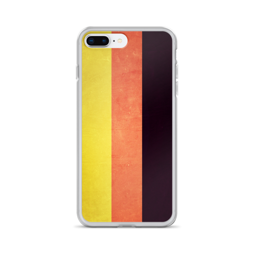 German Flag iPhone Case