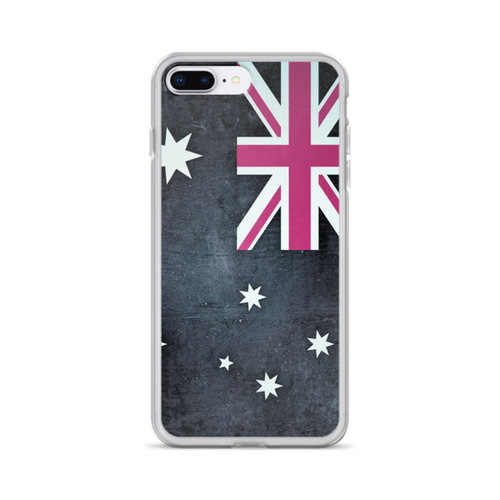Australia Flag iPhone Case