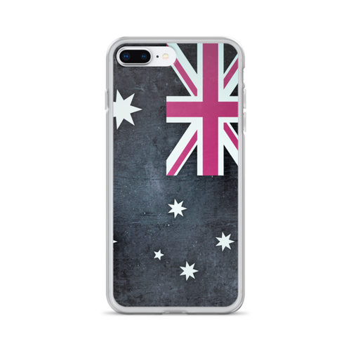 Australia Flag iPhone Case