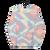 Pastel Aztec Pattern Unisex Hoodie
