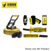 Gibbon Classicline Slackline + Tree Wear Set