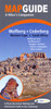 Map guide - A Hiker's Companion Wolfberg, Cederberg