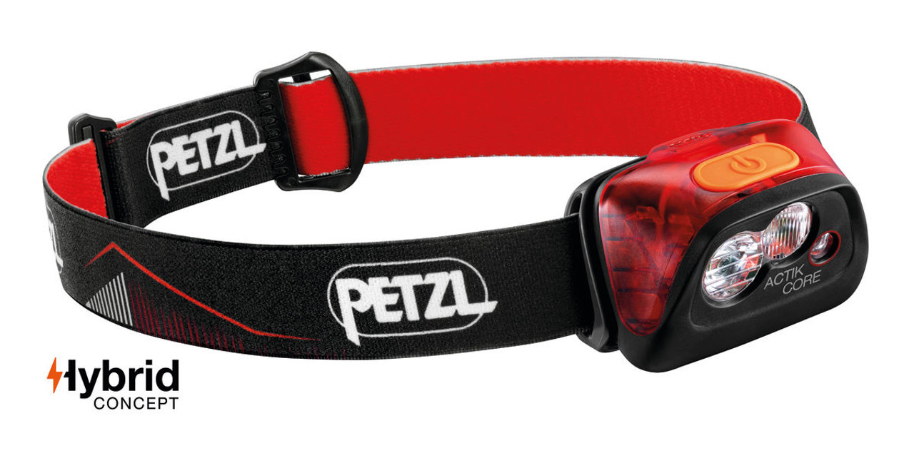 Petzl Actik Core 450 Headlamp